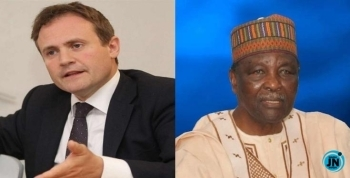 Yakubu Gowon looted 'half' of Nigeria's central bank and moved to London – UK Lawmaker